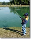 Clínicas de Pesca para familias