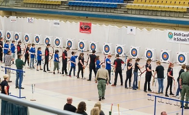 National Archery in the Schools Tournament