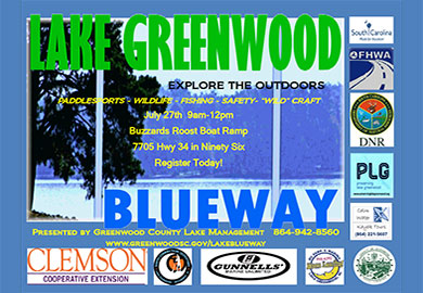 Lake Greenwood event