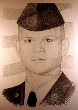 Spc. Thomas Caughman