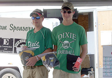 Dixie High School Hornet Anglers