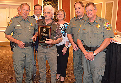 DNR recognizes Volunteers of the Year