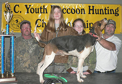 Youth Raccoon Hunting Championship