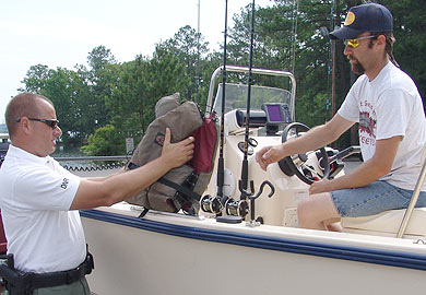 DNR Courtesy boating inspections set during Memorial Day weekend