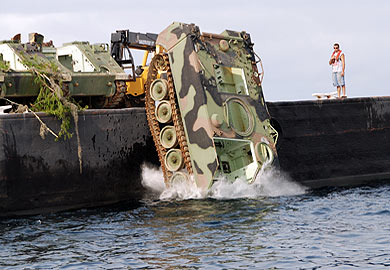 Artificial Reef Program dropping APC's