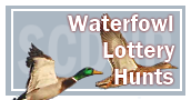 Applications for the 2016-2017 Waterfowl Lottery Hunts