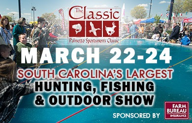 Join us for the 35th annual Palmetto Sportsmen's Classic!