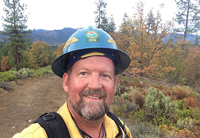 Johnny Stowe - named to International Association of Wildland Fire board