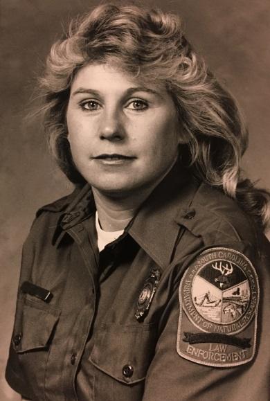 Lt. Kim Leverich