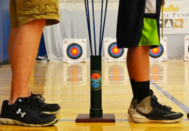 More than 1,000 archers will be competing in this year's state tournament