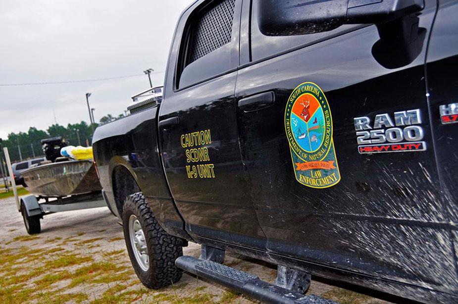 Scdnr Deploys Officers To Texas Coast