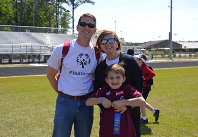 Special Olympics holds special place in SCDNR officer's heart