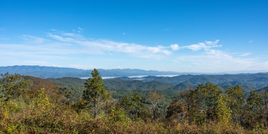 The breathtaking view from Sassafras Mountain, South Carolina's highest point at 3,553 feet, is like no other. Construction on the long-awaited observation tower on the Sassafras summit gets underway on Nov. 27, the Monday after Thanksgiving. (Photo by Bill Tynan)