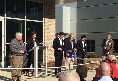 Shimano opens new fishing headquarters in Ladson