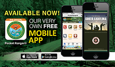 SCDNR Mobile Application by Pocket Rangers