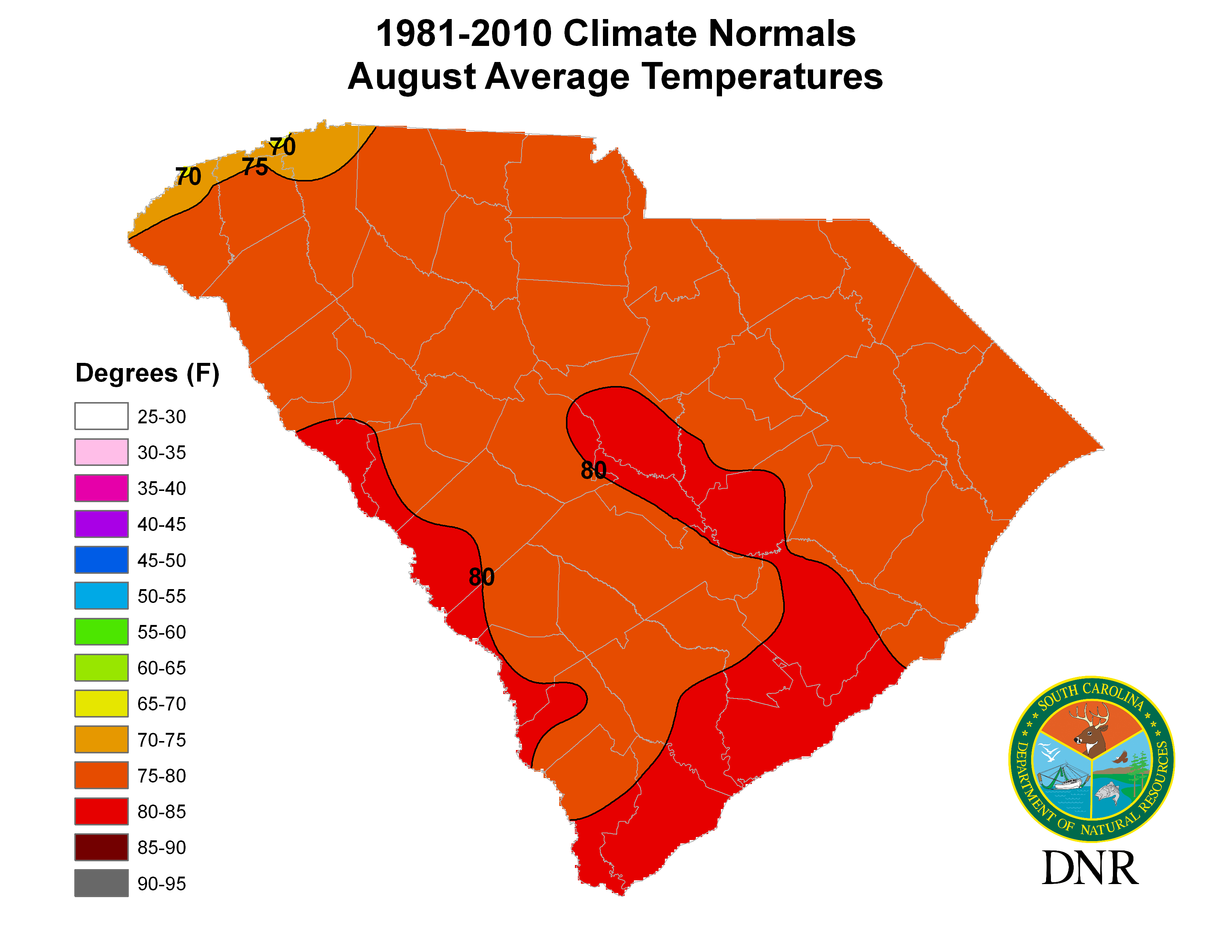South Carolina State Climatology Office Being In To Radio Control Since The Mid 70 S T Avg