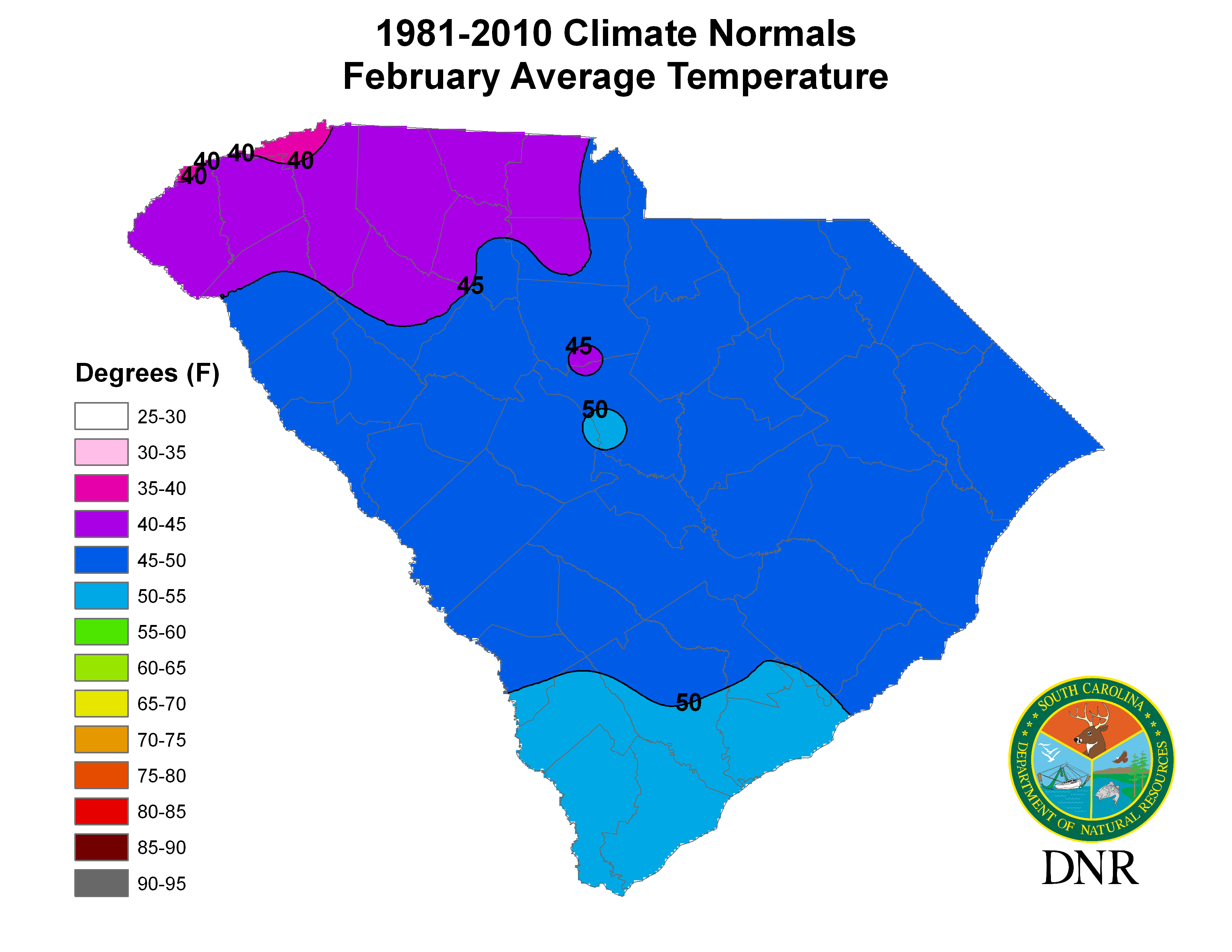 South carolina state climatology office t avg ccuart Images