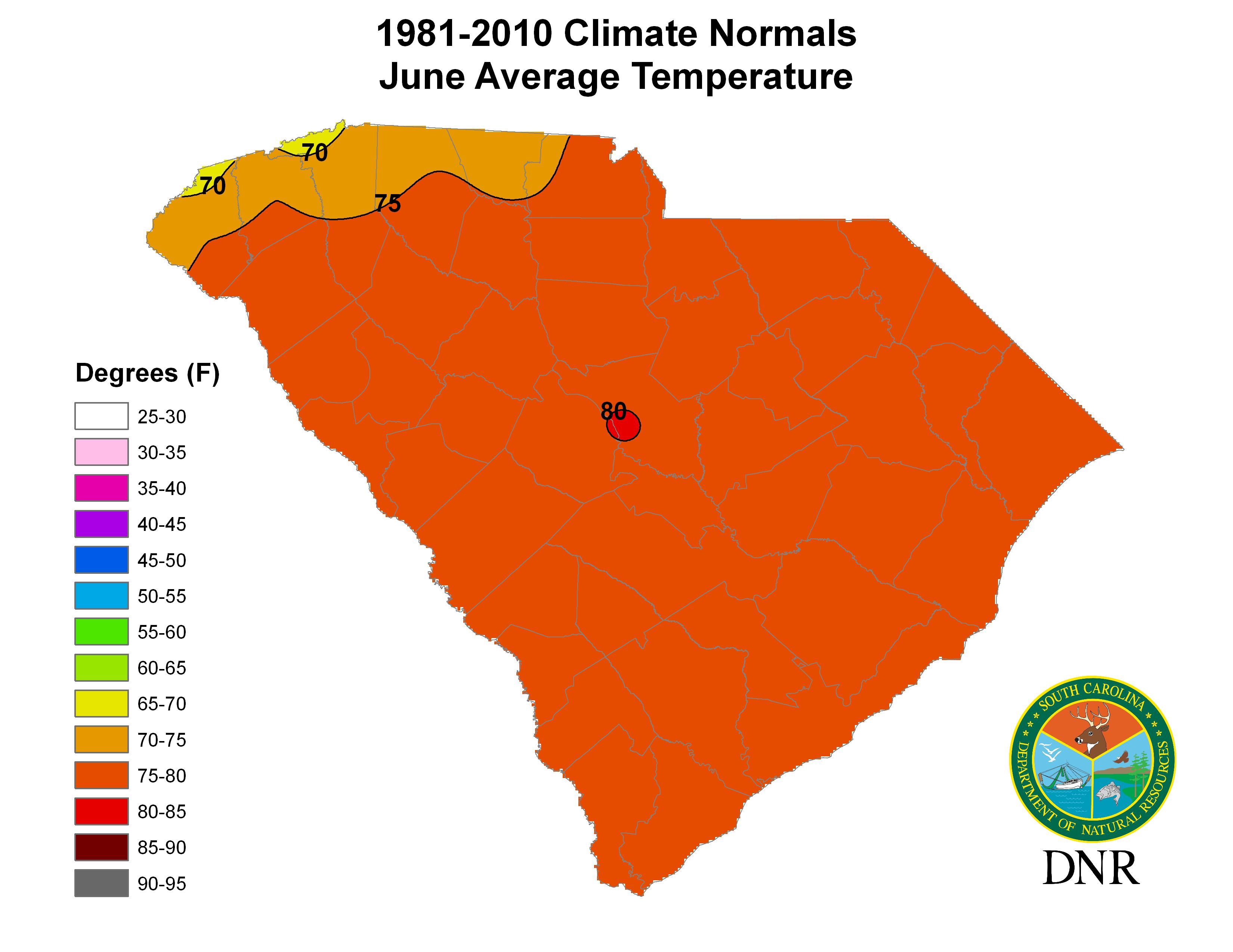 South Carolina State Climatology Office Wiring Meter Diagram Appalachian Power T Avg