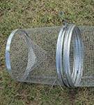 Minnow traps (link to regulation information)