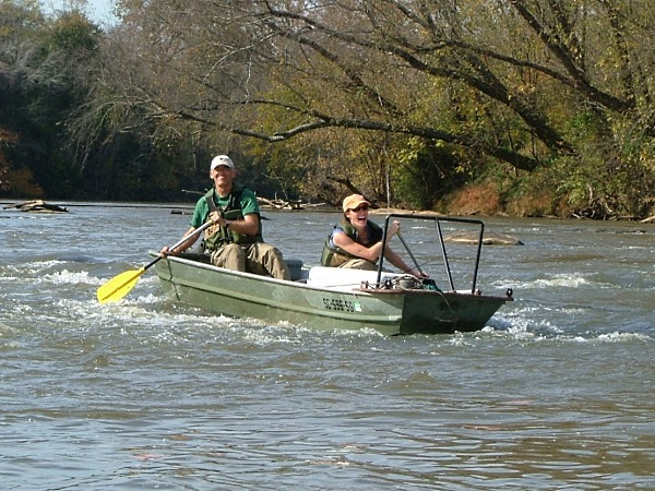 Scdnr statewide fisheries research for Dnr fishing report
