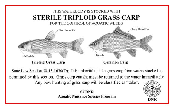 Mine very asian carp regulation are