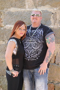 Ron & Amy Shirley from the hit show Lizard Lick Towing