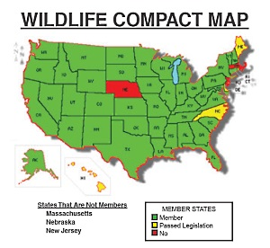Interstate Wildlife Violators Compact
