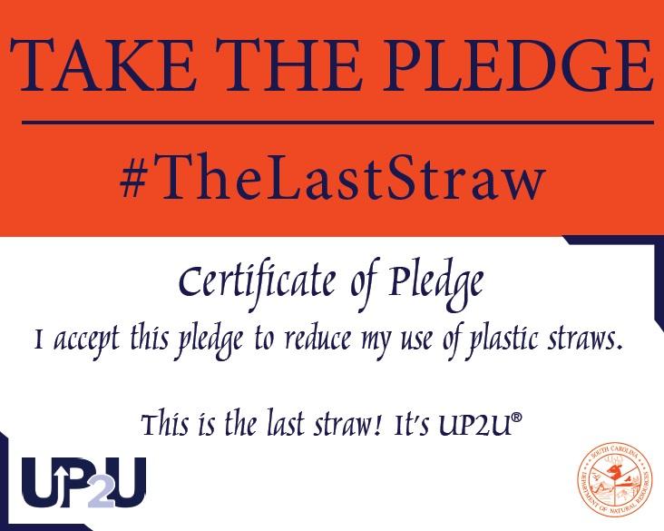 Take the LastStraw Pledge